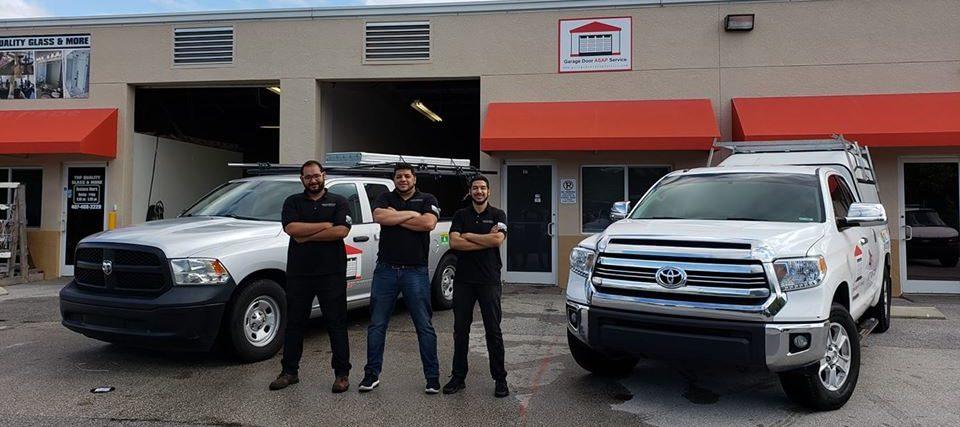 Garage Door ASAP Team