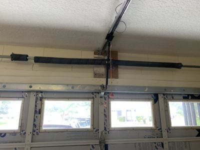 Broken Garage Door Springs Orlando