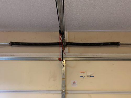 Fixed Garage Door Spring Apopka FL